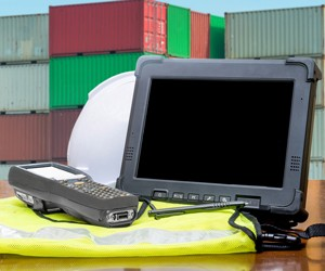 Fleet Management Mobile Display Unit